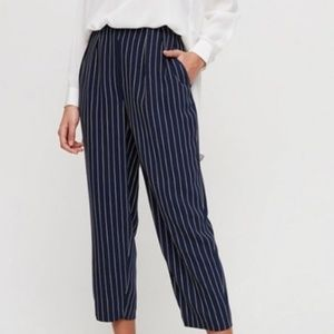 "Babaton ""Modesto"" Pinstripe Ankle Pants"